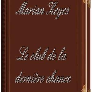 ebook de Marian keyes le club de la dernière chance