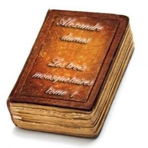 ebook de alexandre dumas - les trois mousquetaires tome 1