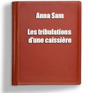 ebook de anna sam - les tribulations d'une caissière
