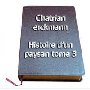 ebook de chatrian erckmann - histoire d'un paysan tome 3