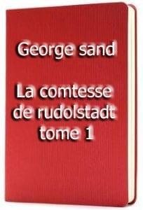 ebook de george sand - la comtesse de rudolstadt tome 1
