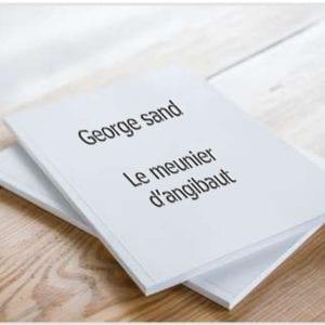 ebook de george sand - le meunier d'angibaut