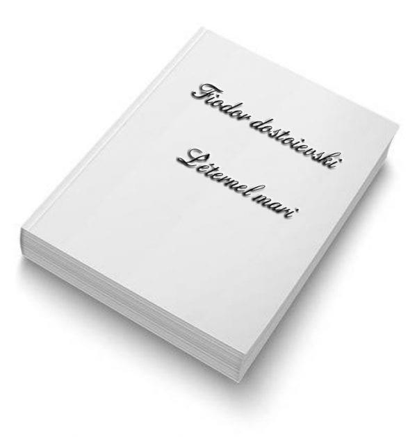ebook de Fiodor dostoievski - L'éternel mari