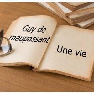 ebook de Guy de maupassant - Une vie