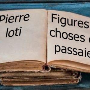ebook de Pierre loti - Figures et choses qui passaient