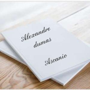 ebook de Alexandre dumas - Ascanio