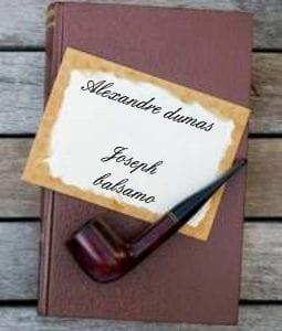 ebook de Alexandre dumas - Joseph balsamo