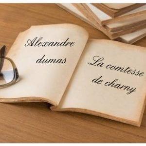 ebook de Alexandre dumas - La comtesse de charny