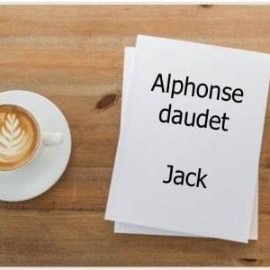 ebook de Alphonse daudet - Jack