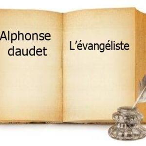 ebook de Alphonse daudet - L'évangéliste