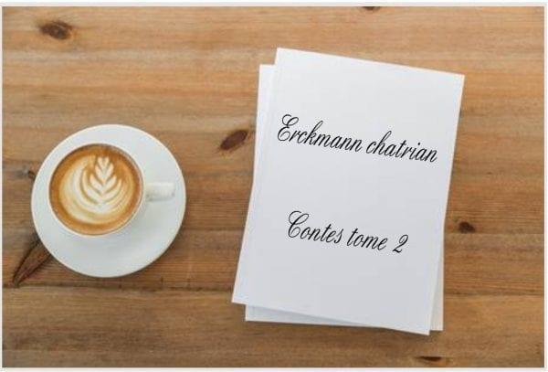 ebook de Erckmann chatrian - Contes tome 2