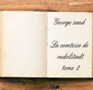 ebook de George sand - La comtesse de rudolstadt tome 2