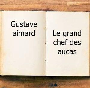 ebook de Gustave aimard - Le grand chef des aucas
