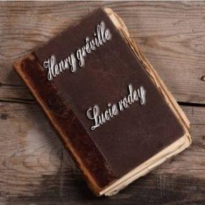 ebook de Henry gréville - Lucie rodey