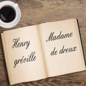 ebook de Henry gréville - Madame de dreux