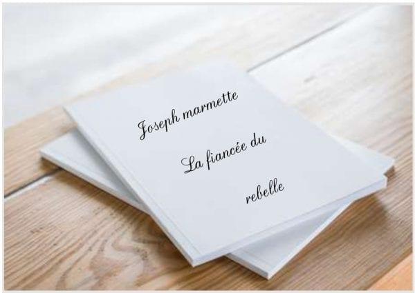 ebook de Joseph marmette - La fiancée du rebelle