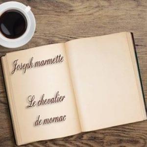 ebook de Joseph marmette - Le chevalier de mornac