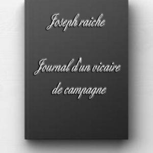 ebook de Joseph raiche - Journal d'un vicaire de campagne