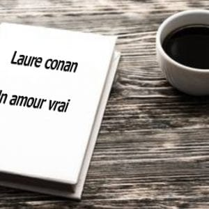ebook de Laure conan - Un amour vrai.