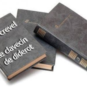 ebook de René crevel - Le clavecin de diderot