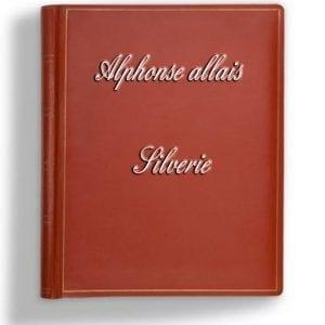 ebook de Alphonse allais - Silverie