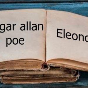 ebook de Edgar allan poe - Eleonora
