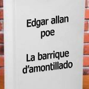 ebook de Edgar allan poe - La barrique d'amontillado