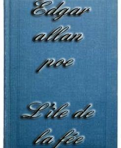 ebook de Edgar allan poe - L'ile de la fée