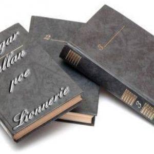 ebook de Edgar allan poe - Lionnerie