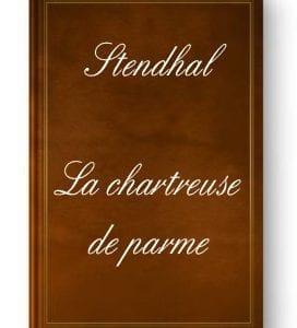 ebook de Stendhal - La chartreuse de parme