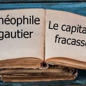 ebook de Théophile gautier - Le capitaine fracasse