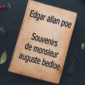 ebook de Edgar allan poe - Souvenirs de monsieur auguste bedloe