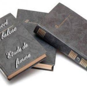 ebook de Honoré de balzac - Etude de femme
