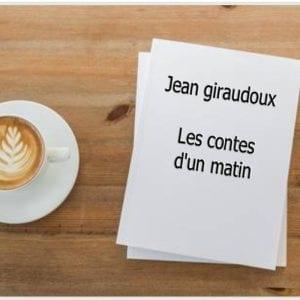 ebook de Jean giraudoux - Les contes d'un matin