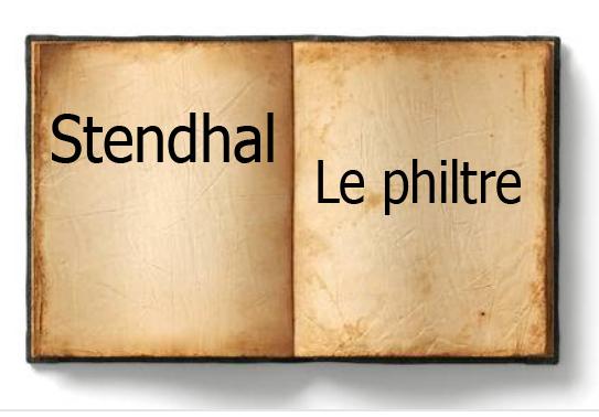 ebook de Stendhal - Le philtre