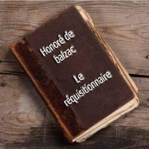 ebook de Honoré de balzac - Le réquisitionnaire
